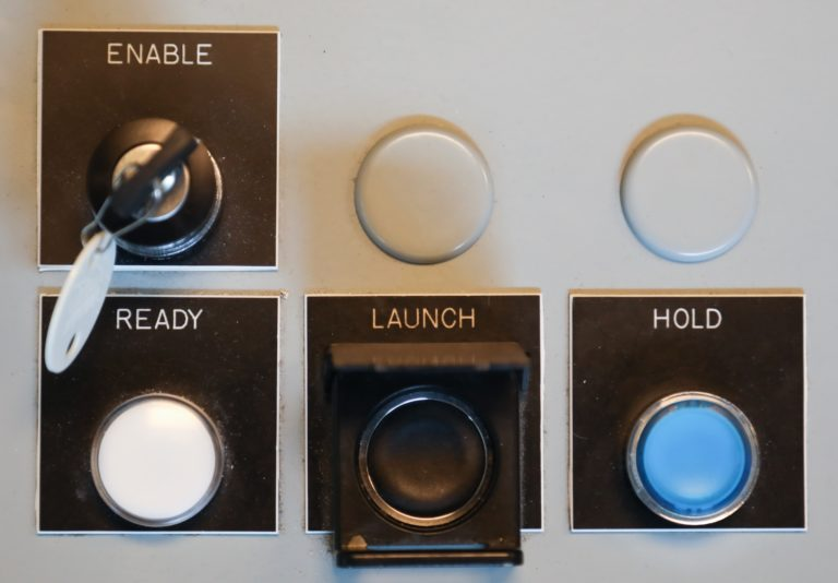 Control Panel for Citi Field Home Run Apple