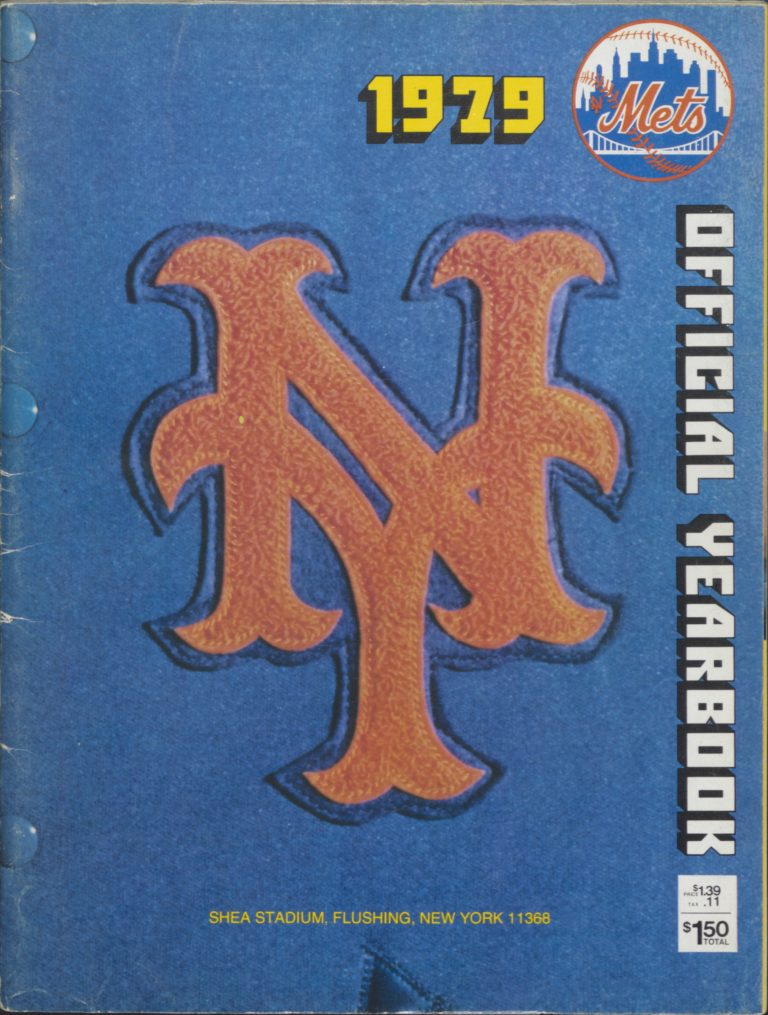 1979 Mets Yearbook: Rebuilding