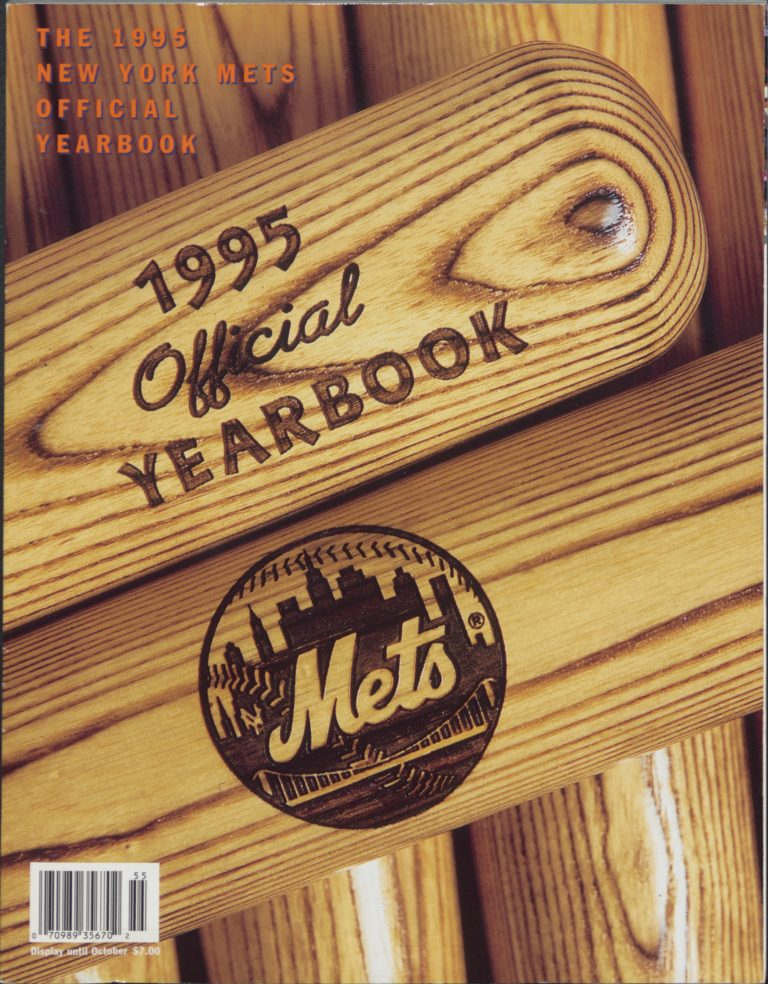 1995 Mets Yearbook: After the Strike