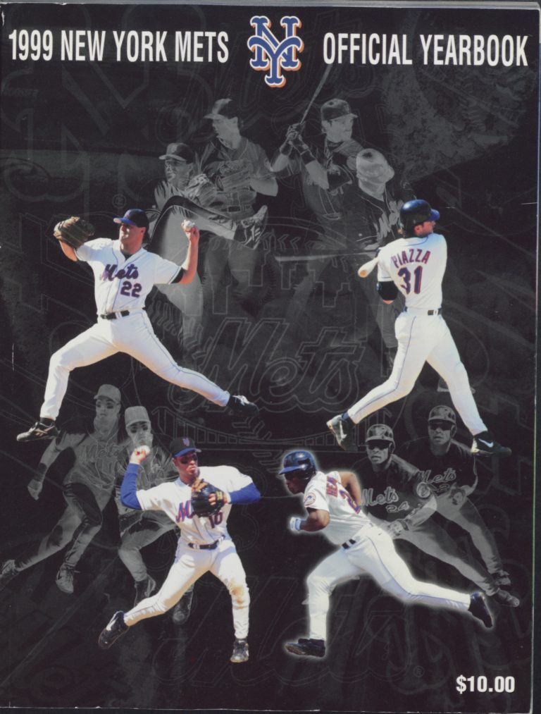 1999 Mets Yearbook: Return to Postseason