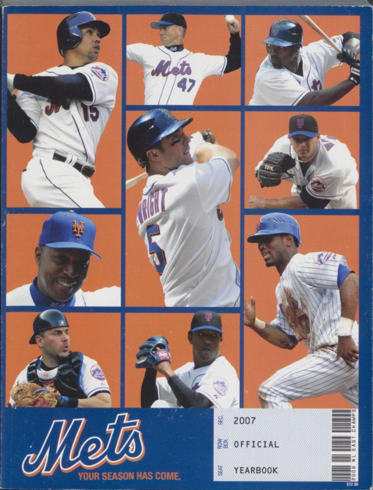 2007 Mets Yearbook: High Hopes