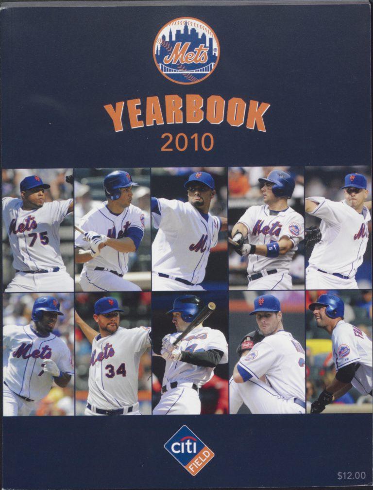 2010 Mets Yearbook: Rising Stars