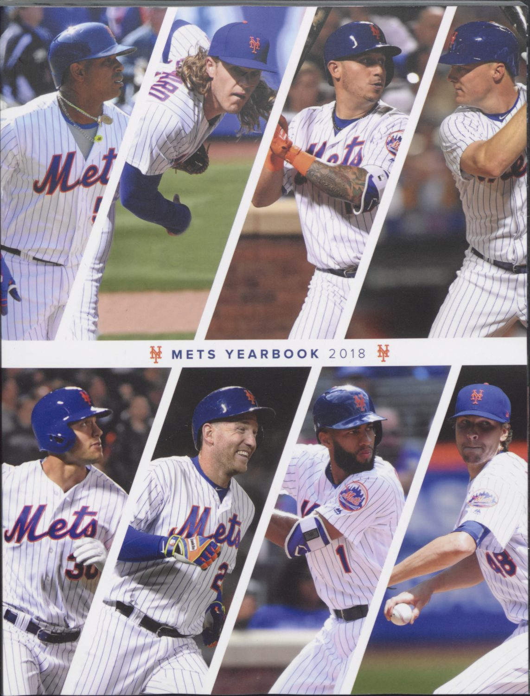 2018 Mets Yearbook: Power Players
