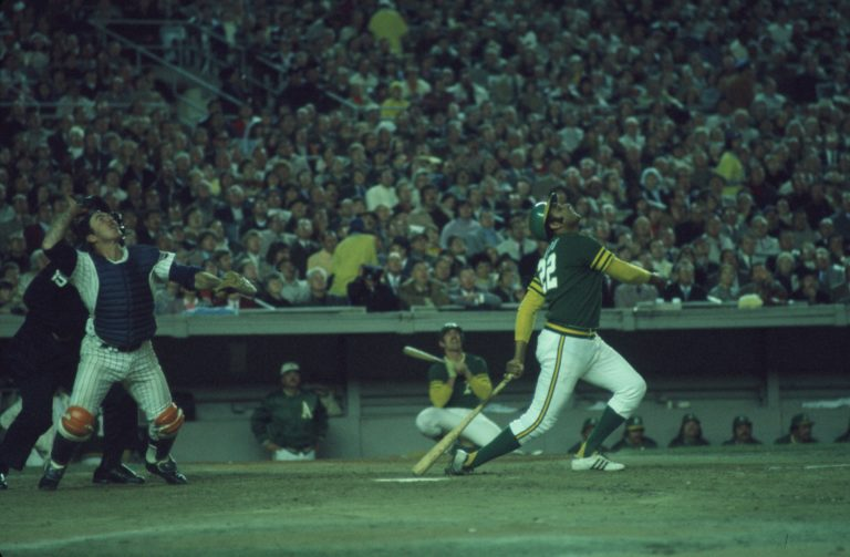 Jerry Grote Backstops 1973 World Series