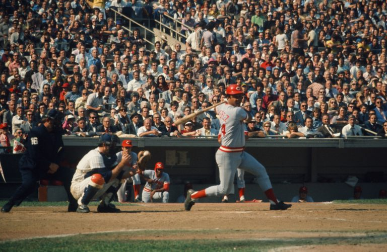 Mets Pitchers Hold Perez to 2 Hits in 1973 NLCS