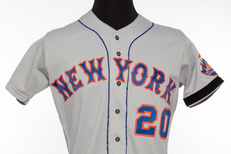 Tommie Agee Jersey - Front