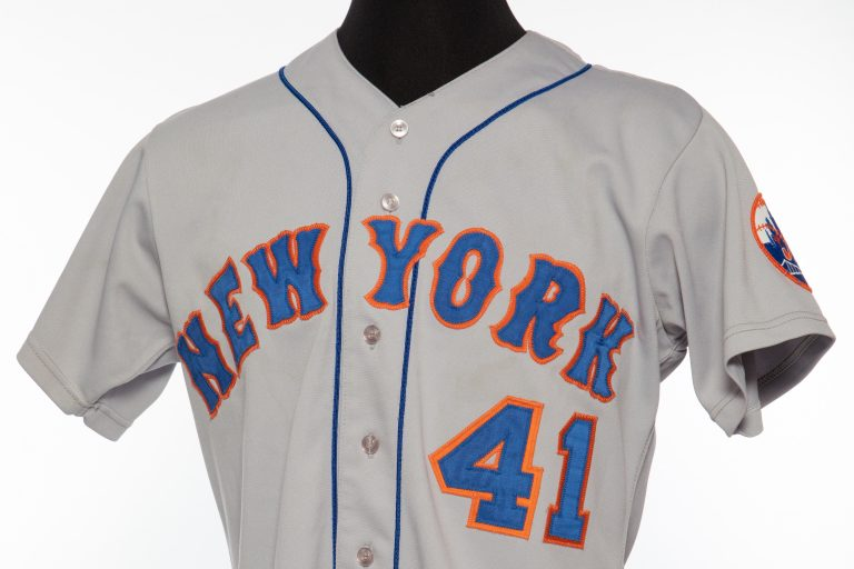Tom Seaver Game-Worn Road Jersey from 1972