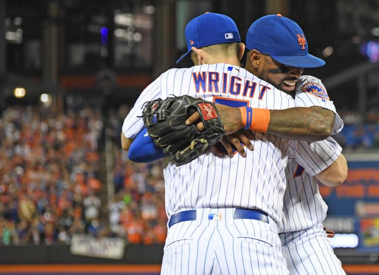 David Wright and Jose Reyes Reunited
