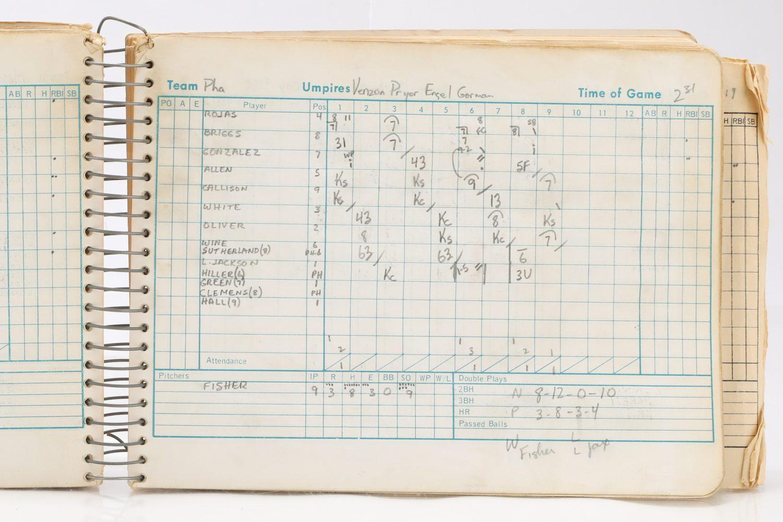 Scorebook: Mets Win 5 Straight in 1967