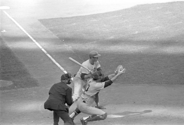 Mets Victorious in Game 3 of 1969 NLCS