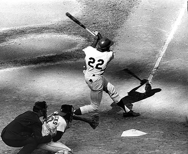 Donn Clendenon Hits in 1969 World Series