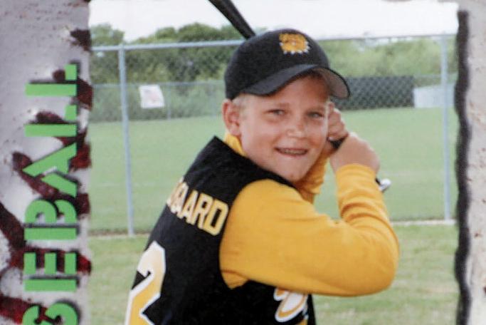 Noah Syndergaard Little League Card