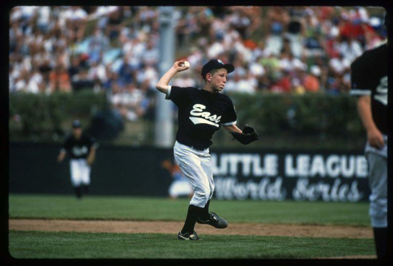 Todd Frazier in Little League World Series