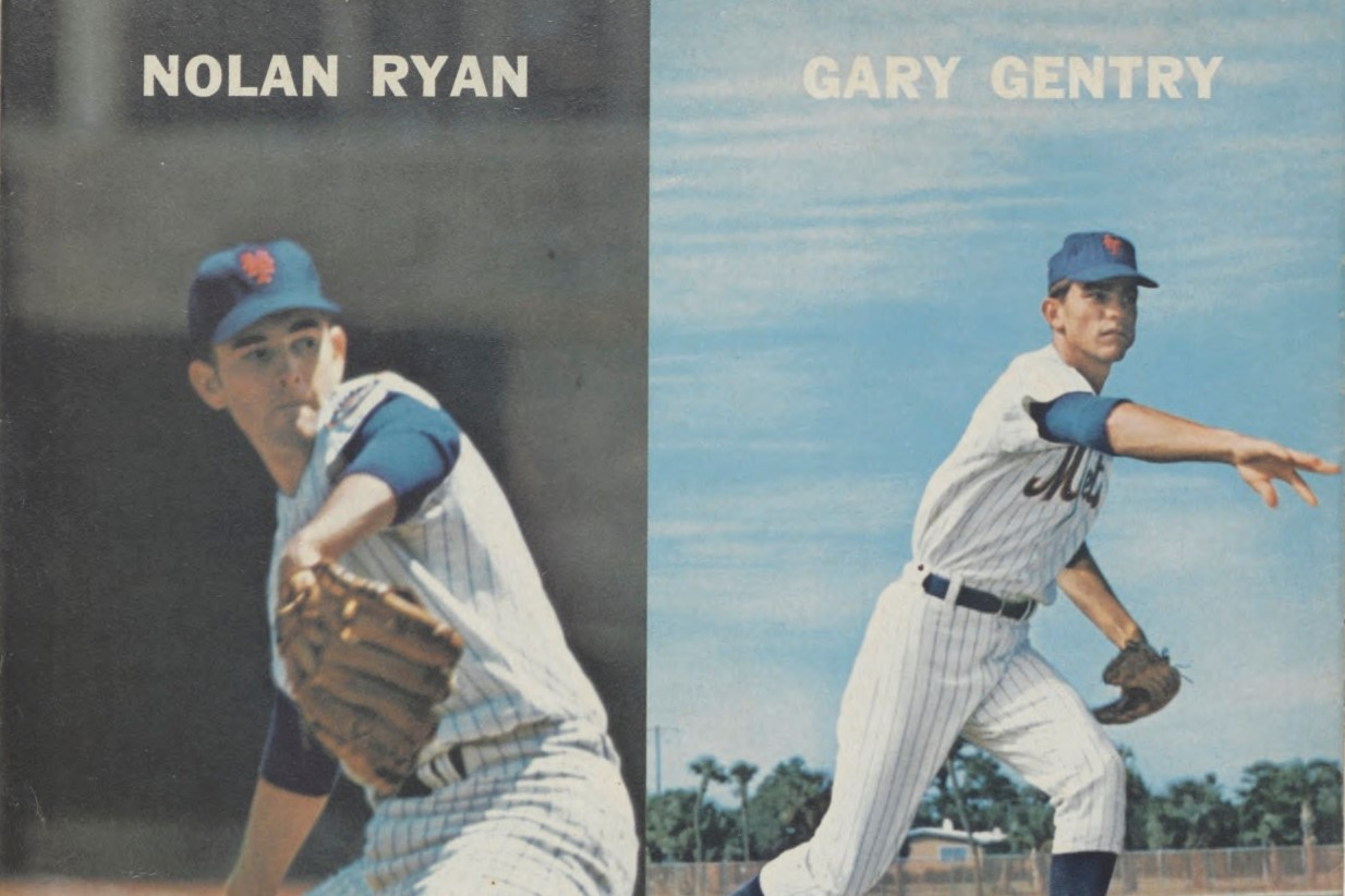 1969 Yearbook Page Featuring Ryan and Gentry