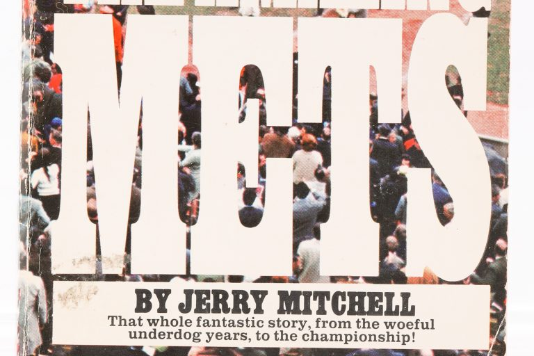 The Amazing Mets by Jerry Mitchell