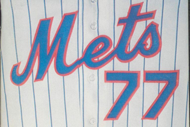1977 Mets Press-Radio-TV Guide