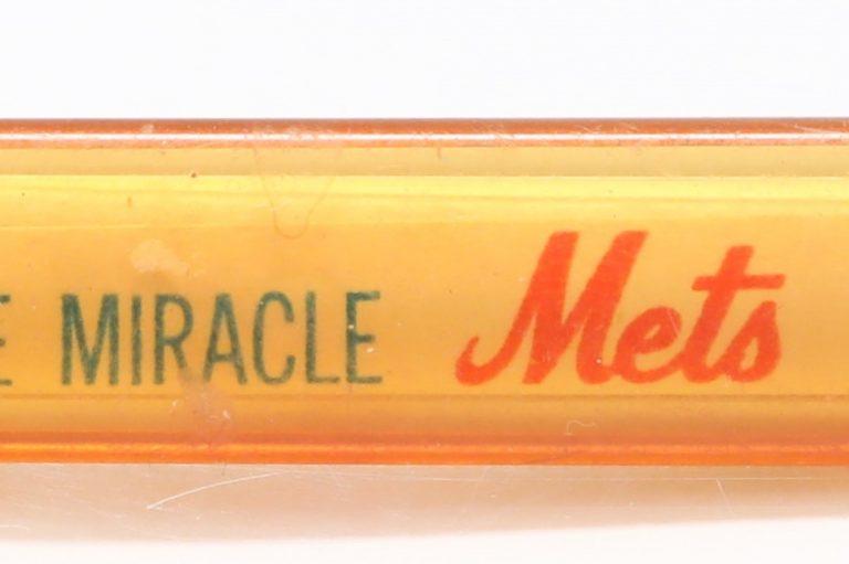 1969 Miracle Mets World Series Pen
