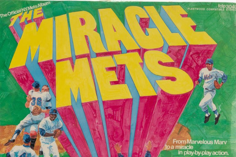 The Miracle Mets LP (1969)