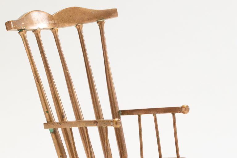 1969 Old-Timers Day Rocking Chair