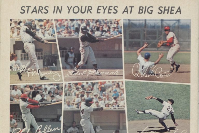 1969 Mets Yearbook: All-Time Greats