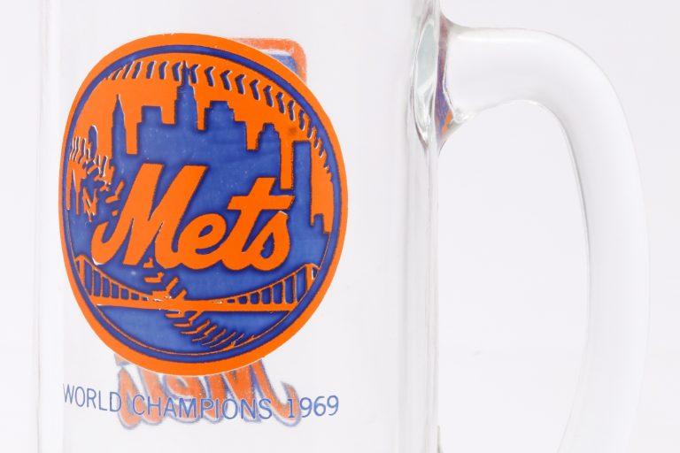 New York Mets 1969 World Series Mug