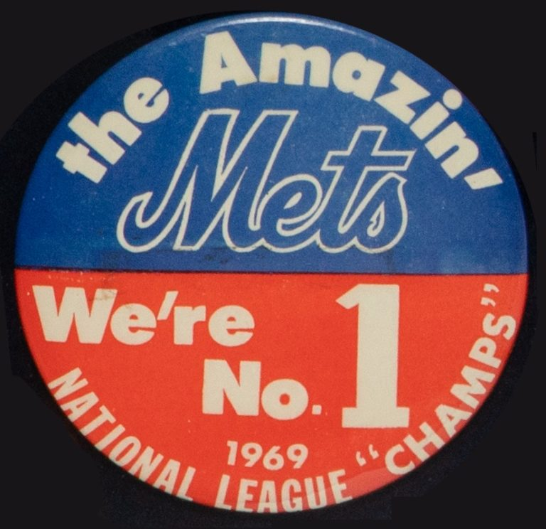 Mets 1969 NL Champs
