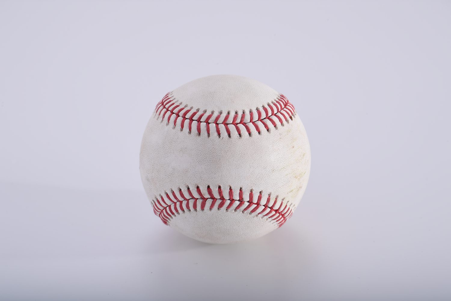 Game-Used Ball from Pete Alonso's 53rd Home Run
