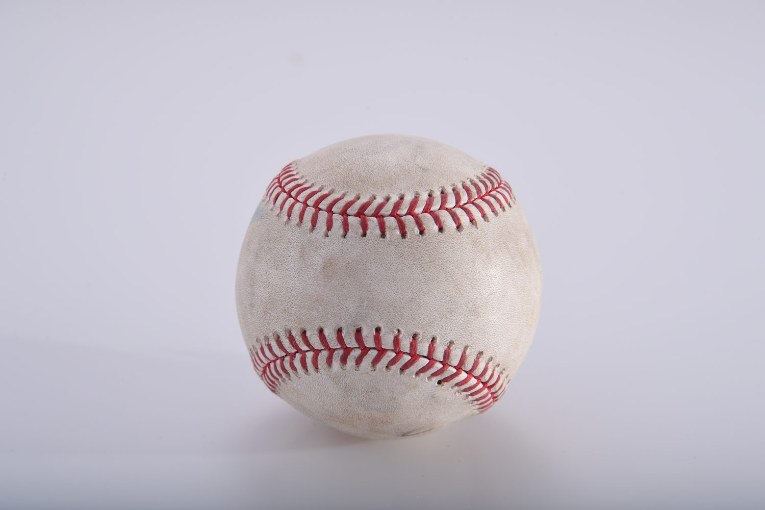 Game-Used Ball from Marcus Stroman's Debut with the Mets