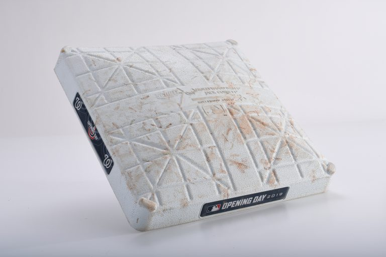 Third Base from Pete Alonso's MLB Debut