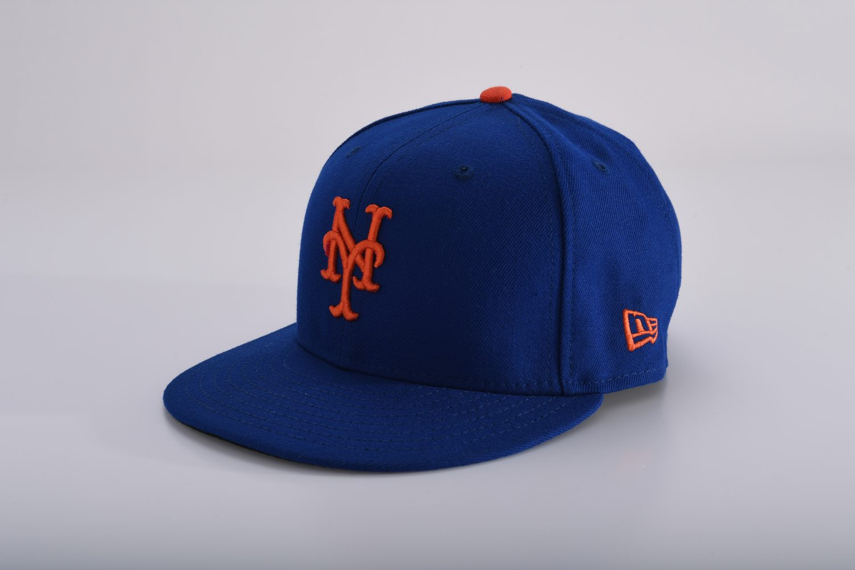 Pete Alonso Hat Worn During MLB Debut