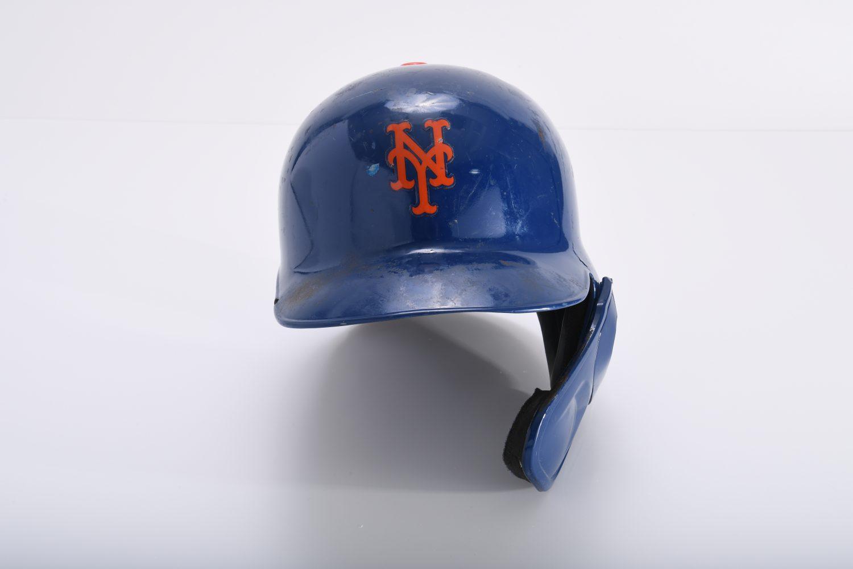 Pete Alonso Game-Worn Batting Helmet
