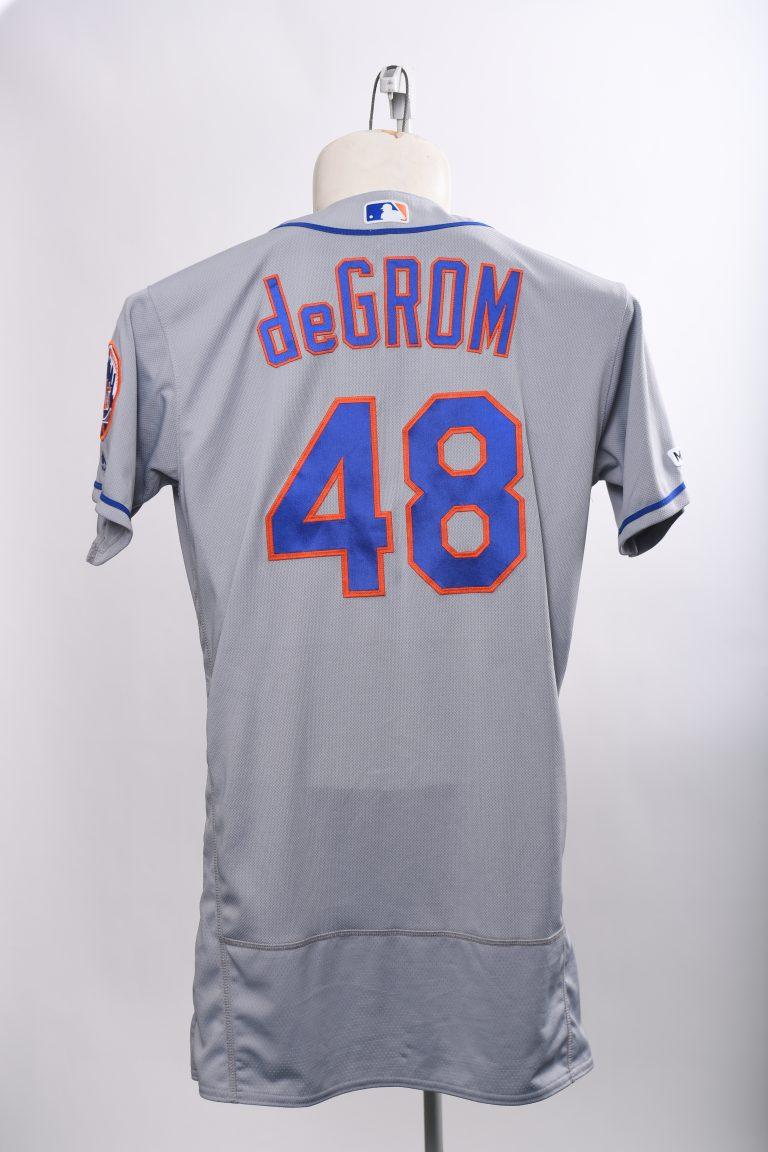 Jacob deGrom Jersey from 7 Scoreless Innings