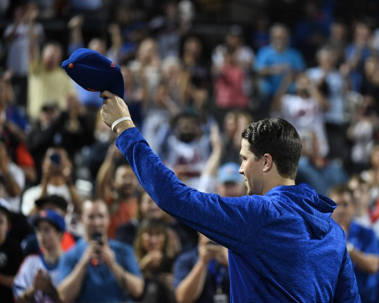 Jacob deGrom Shows Gratitude for Fans