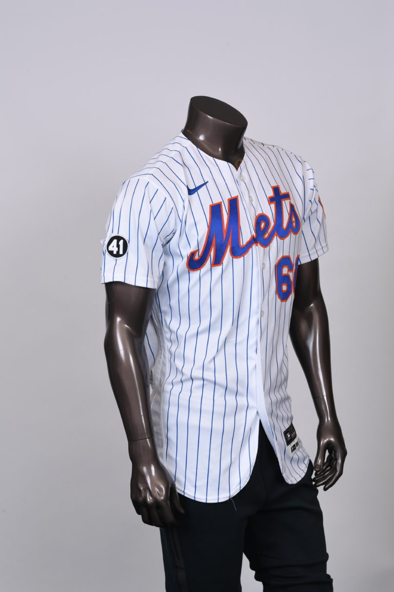 Andres Gimenez Game-Worn Jersey